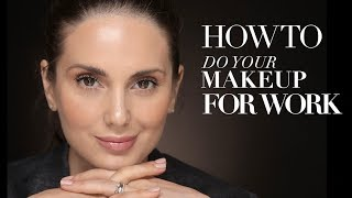 Download HOW TO DO YOUR MAKEUP FOR WORK | ALI ANDREEA Video