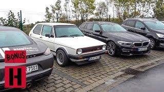 Download Vin Goes to Car Heaven AKA Nurburgring Parking lot Video