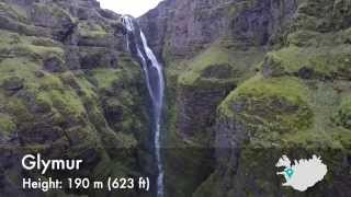 Download Top 10 Waterfalls of Iceland (DJI Phantom 2 and GoPro HERO3+) Video