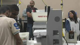 Download Broward County elections office starts recount Video