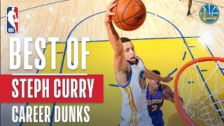 Download Best Of Stephen Curry's Career Dunks Video