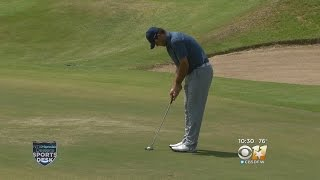 Download Romo Falls Short In US Open Bid Video