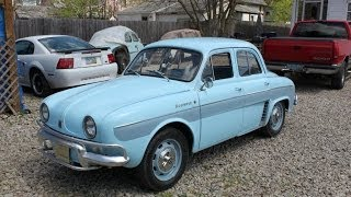 Download 1964 Renault Dauphine Automatic - Walk Around! Video