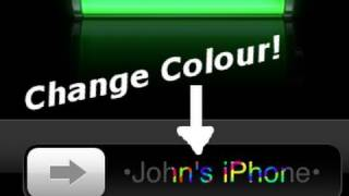 Download How to Change Slider Text Colors on iPhone, iPod Touch & iPad Video