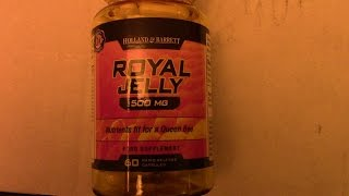 Download Royal Jelly REVIEW Video