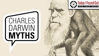 Download The Many Myths Surrounding Charles Darwin Video