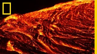 Download Hawaii's Lava Flow Is a Mesmerizing Force | Short Film Showcase Video