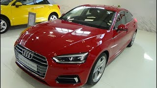 Download 2017 Audi A5 Sportback - Exterior and Interior - Auto Salon Bratislava 2017 Video