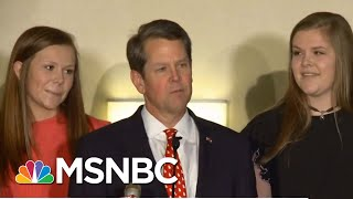 Download Brian Kemp Holding Up 53K Voter Registrations As He Runs For Governor | Rachel Maddow | MSNBC Video