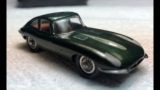Download Matchbox Lesney Restoration - Jaguar E Type Video