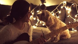 Download Christmas Time Is Here - Daniela Andrade ft. Cutest Dog in the Galaxy Video