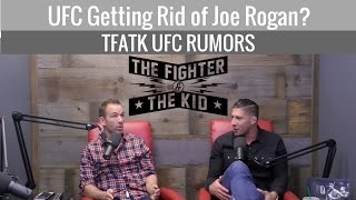 Download Could Joe Rogan Be Out As UFC Commentator? Video