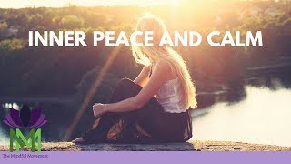 Download Guided Meditation for Inner Peace and Calm / Mindful Movement Video