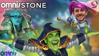 Download Omni/Stone ep. 55 w/ Brian Kibler, Zalae & Frodan: New Cards And The Meta! Video