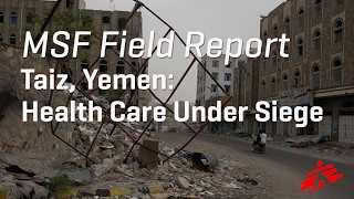 Download In Yemen, Seeking Medical Care Means Risking One's Life Video
