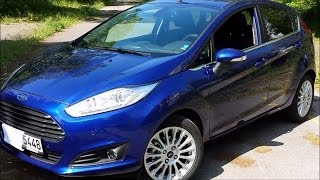 Download 2014 Ford Fiesta 1.0 EcoBoost - Review, Full-Tour, Testdrive, Sound (1080p HD) Video