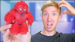 Download 10 Weird Spiderman Toys on Amazon Video