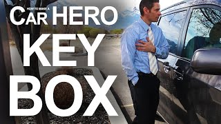 Download How To Make A ″Car Hero″ Key Box Video