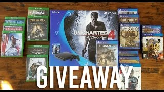 Download PS4 Giveaway! Huge Christmas/500K GLP Giveaway (CLOSED) Video