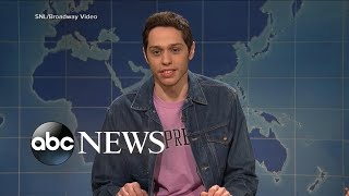 Download SNL star Pete Davidson appears on camera hours after disturbing post Video