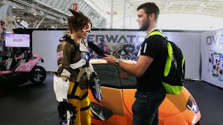 Download DO OVERWATCH FANS KNOW ALL THE OVERWATCH HEROES!? Video