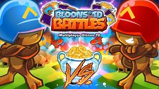Download 1VS1 SUPER $$$ STRATEGY - BLOONS TD BATTLES Video