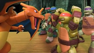 Download TMNT 2016 Stop Motion Pokemon GO Special! Video