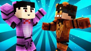 Download Minecraft - FIVE NIGHTS AT SKYWARS - FREDDY VS BONNIE?! Video