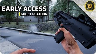 Download Early Access: Ghost Platoon - MOST GENERIC SHOOTER OF 2018 Video