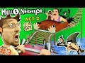 Download ESCAPE HELLO NEIGHBOR PRISON: FGTEEV ACT 2 - Roller Coaster, Shark & Doll House (Full Game Part 3) Video