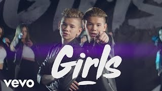 Download Marcus & Martinus - Girls ft. Madcon Video