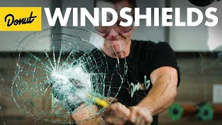 Download Windshields - What Makes Car Glass Different from Regular Glass? | Science Garage Video