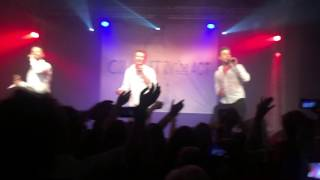 Download Caught in the Act - Love is Everywhere (live 03.12.2016 - Berlin-Postbahnhof) Video