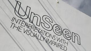 Download Miami Art Week's 'UnSeen' shows how visually impaired interprets art- Video