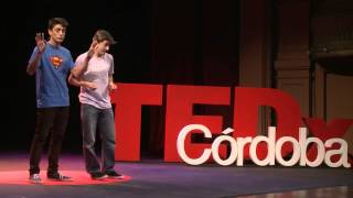 Download Una jodita que salió bien | Hecatombe | TEDxCordoba Video