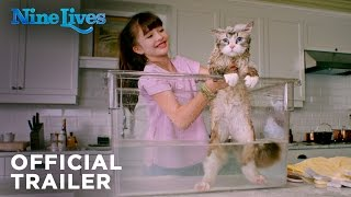 Download Nine Lives - Official Trailer [HD] Video