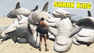 Download GTA 5 Mods - NO WATER + TSUNAMI MODS! - (SHARK KING) - (GTA V PC - Fun With Mods) Video
