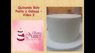 Download Quinando Bolo Ponta a Cabeça - Vídeo 2 Video