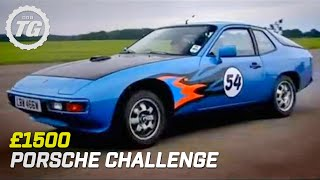 Download The £1500 Porsche Challenge - Top Gear - BBC Video