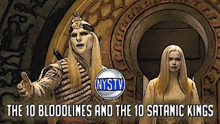 Download 10 Bloodlines of the Satanic Kings: Bible Prophecy and History Video