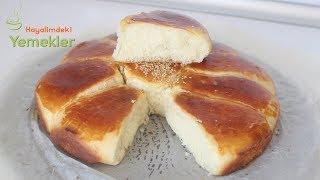 Download Hamuru Yoğrulmadan Yumuşak Sünger Poğaça Tarifi /Papatya Poğaça Nasıl Yapılır/ Hayalimdeki Yemekler Video