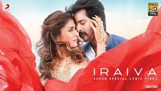 Download Velaikkaran - Iraiva Lyric Video | Anirudh, Jonita Gandhi | Sivakarthikeyan, Nayanthara l Mohan Raja Video