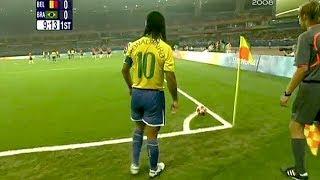 Download Bu 6 Şeyi Kimse Ronaldinho'dan Daha İyi Yapamaz.! Video