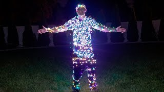 Download 3,000 LED LIGHTS ON MY BODY W/ PUBLIC REACTIONS Video