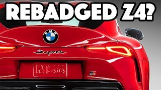 Download 2020 Toyota Supra - BMW or Toyota? The UNTOLD TRUE STORY Video