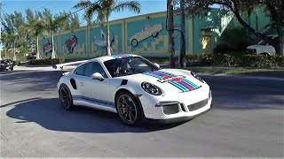 Download Ultimate Porsche 911 GT3 RS Martini Edition Drive and Accelerate at Prestige imports Video