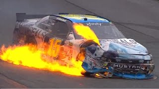 Download NASCAR's Wildest Fires Video