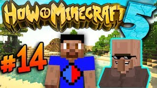 Download VILLAGERS... - How To Minecraft S5 #14 Video