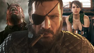 Download How Hideo Kojima Should Have Made Metal Gear Solid 5: The Phantom Pain Video