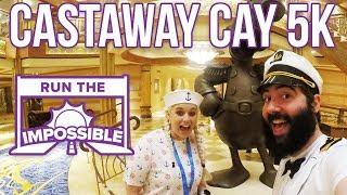 Download 2018 runDisney Castaway Cay 5K Challenge Disney Cruise Line Race Review & Recap Video